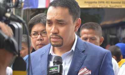 Sahroni Minta Umat Islam Tenang Tak Termakan Provokasi Jozeph Paul Zhang
