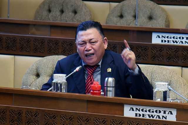 Komisi II DPR Dorong Pemulihan Ekonomi di Wilayah Perbatasan
