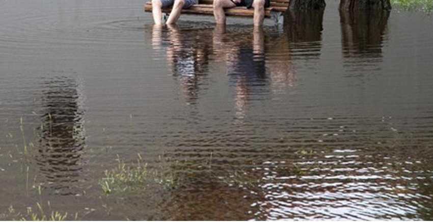 Kamis Dini Hari, 11 RT di Cipinang Melayu Terendam Banjir