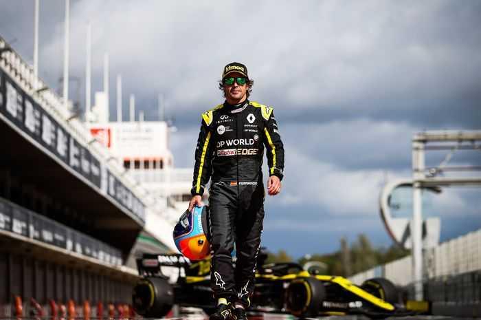 Alonso Raih Poin Pertamanya Setelah Raikkonen Kena Penalti di Imola