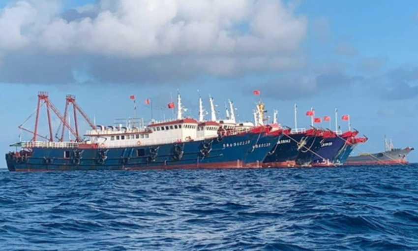 Filipina Sebut Kapal-kapal 'Milisi' China telah Menyebar di LCS