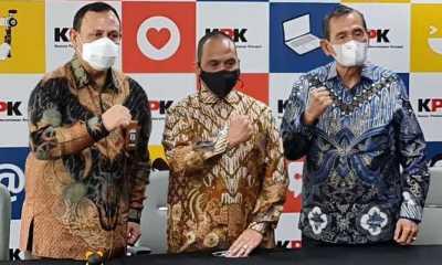 Firli: Kehadiran Indriyanto Seno Adji di Dewas KPK Dukung Semangat Pemberantasan Korupsi
