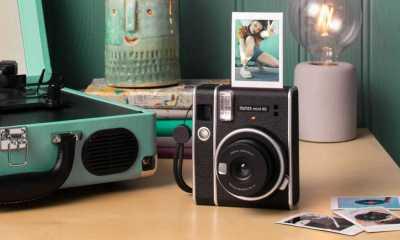 Instax Mini 40, Kamera Polaroid Anyar Fujifilm Bermodel Klasik