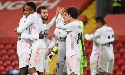 Imbangi Liverpool, Real Madrid Melenggang ke Semifinal Liga Champions