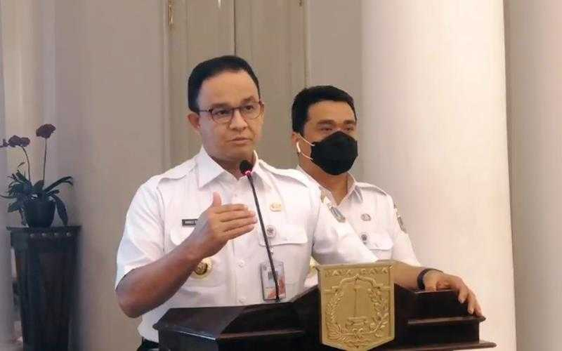 Anies Baswedan Terbitkan Aturan PPDB DKI Tahun Ajaran 2021-2022