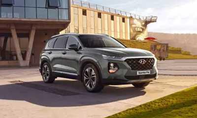 HMID Resmi Lincurkan Hyundai New Santa Fe di Indonesia