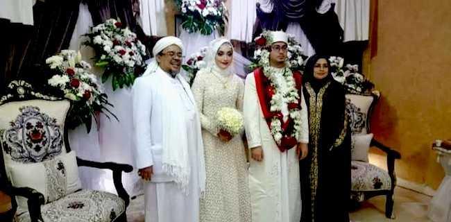 Takut Rusuh, Alasan Eks Kapolres Jakpus Tak Bubarkan Acara Pernikahan Putri Habib Rizieq