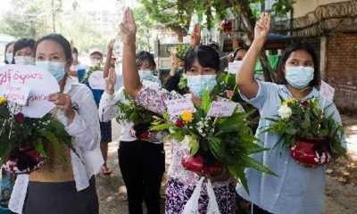 Junta Myanmar Bebaskan 23.184 Tahanan pada Tahun Baru Tradisional