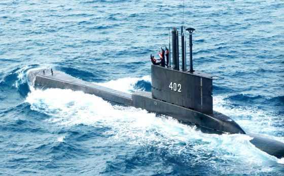 Tenggelamnya KRI Nanggala-402 Bukan Karena Human Error