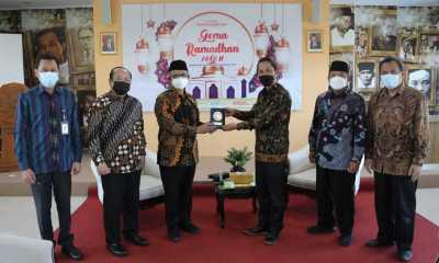 KY dan Muhammadiyah Kerja Sama Wujudkan Peradilan Bersih