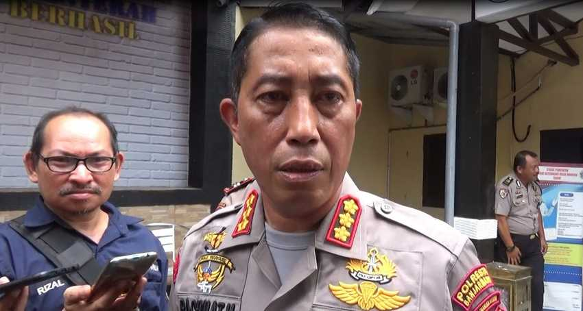 Kapolri Naikan Pangkat Anggota Polisi yang Tewas Tenggelam Saat Kejar Penjahat
