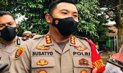 Polresta Bogor Kota Bongkar Produksi Narkoba Sintetis