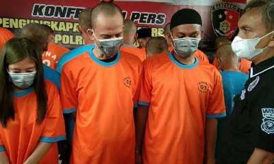 Kepala Sekolah Mts di Cianjur, Ditangkap Saat Pesta Narkoba