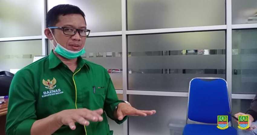 Baznas Kabupaten Bekasi Permudah Layanan Zakat di Bulan Ramadhan