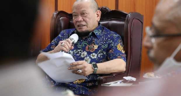 Tekan Produk Impor, Ketua DPD RI Minta Pemerintah Perkuat UMKM Dalam Negeri
