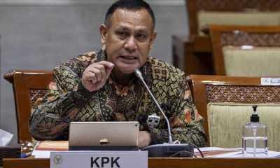 KPK Minta Tambahan Anggaran Rp403 Miliar Tahun 2022
