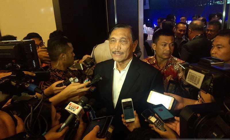 Kata Luhut, RS Darurat Asrama Haji Siap Beroperasi 2 Hari Lagi