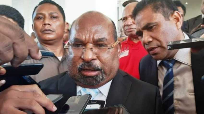 Mendagri Beri Teguran Keras ke Gubernur Papua Lukas Enembe