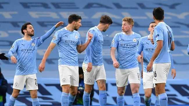 Manchester City Resmi Mundur dari Liga Super Eropa