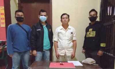 Polisi Tangkap Mantan Anggota DPRD Bengkulu Karena Membawa Narkoba