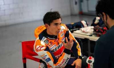 Marquez: Kembali ke MotoGP Seperti Kembali ke Sekolah