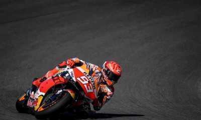 Valentino Rossi Puji Penampilan Marc Marquez di MotoGP Portugal