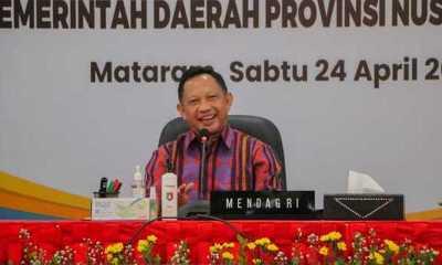 KPK Desak Mendagri Tito Karnavian Segera Lapor Harta Kekayaan