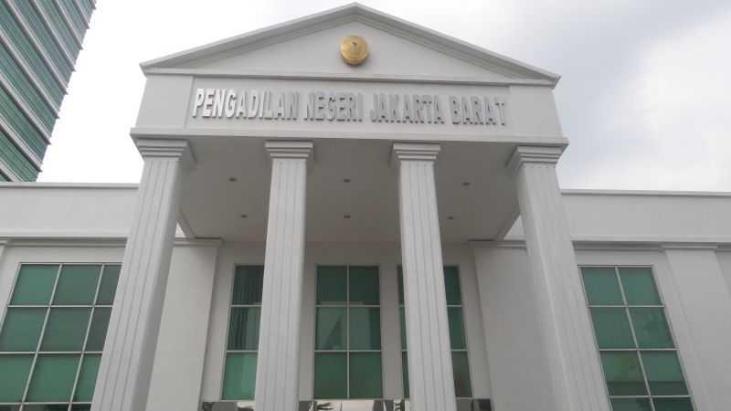 PN Jakbar Jatuhkan Hukuman 3,5 Tahun Penjara ke PNS yang Bergabung ke Jaringan Teroris