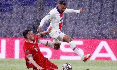 Berbekal Gol Tandang, PSG Pupus Impian Bayern Walau Kalah di Kandang