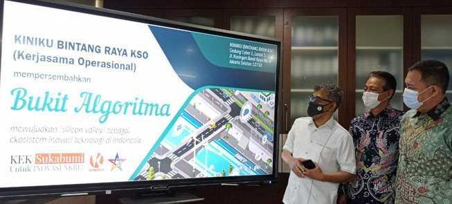 Bukit Algoritma, Silicon Valley Indonesia Siap Dibangun di Sukabumi