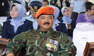 Panglima Buka Peluang Kembangkan Karier Militer bagi Wanita TNI