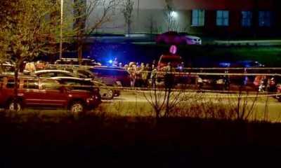 Pelaku Bunuh Diri Usai Tembak Mati Delapan Orang di Kantor Fedex Indianapolis