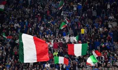 Mulai Mei, Italia Izinkan 1.000 Penonton Masuk Stadion