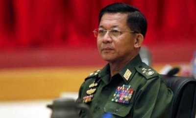 Junta Militer Myanmar Labeli Pemerintah Persatuan Nasional Kelompok Teroris