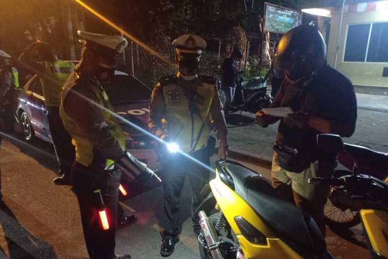 Mulai Tadi Malam, Polda Metro Razia Knalpot Bising di Sejumlah Titik