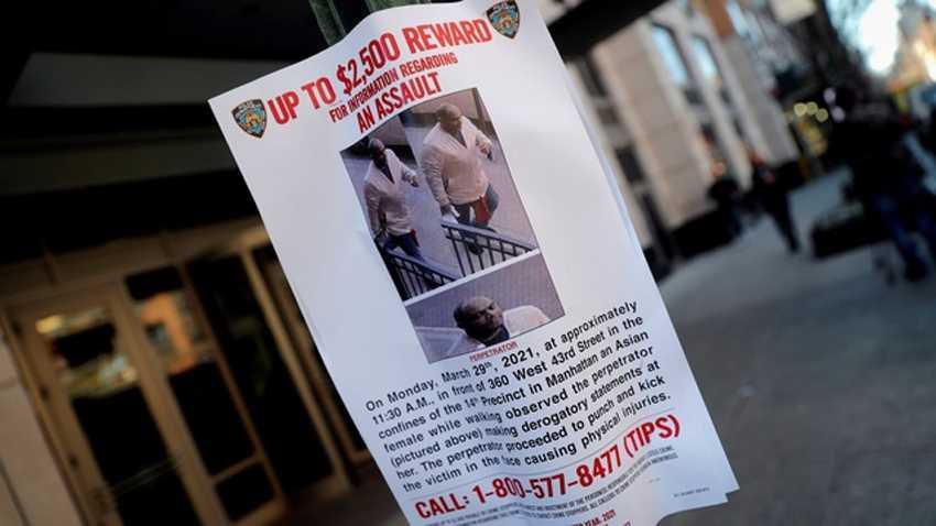 Polisi New York Tangkap Pria terkait Penyerangan atas Perempuan Asia