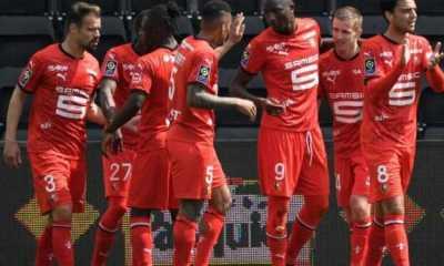 Liga Prancis, Rennes Gilas Angers 3-0