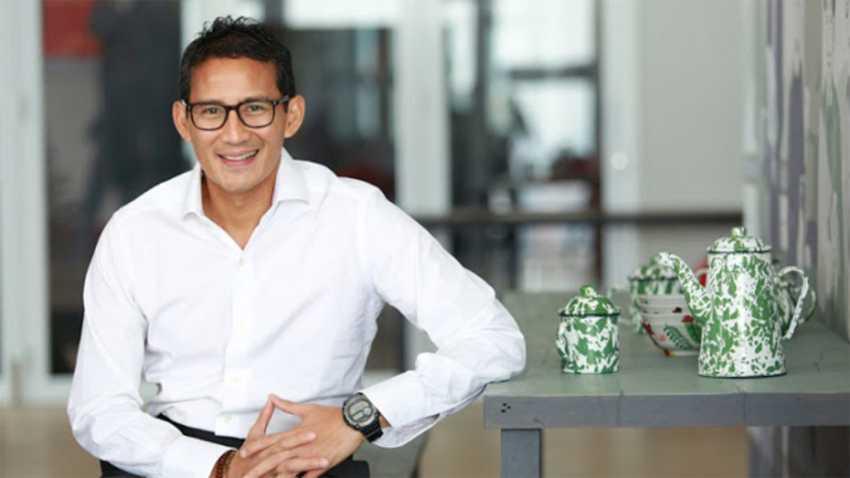 """Sukseskan HBBL 2021, Sandiaga Ajak Masyarakat Majukan """"Brand"""" Lokal"""