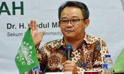 Muhammadiyah Minta Umat Islam Urus Hal yang Lebih Bermanfaat Ketimbang Jozeph Paul Zhang