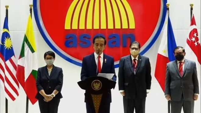 Jokowi: Tak Dapat Diterima, Kekerasan di Myanmar harus Segera Dihentikan