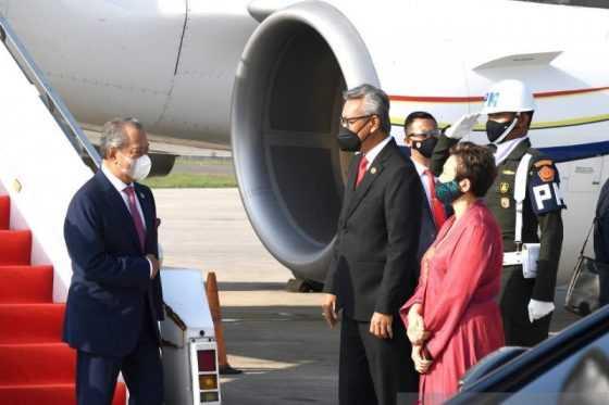Tiba di Indonesia, Para Pemimpin dan Delegasi ASEAN Jalani Swab Test