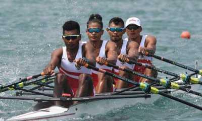 Timnas Dayung Olimpiade Tokyo Ikuti Babak Kualifikasi di Thailand
