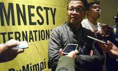 Aktivis Indonesia Kompak Tolak Junta Myanmar Hadiri KTT ASEAN di Jakarta