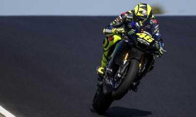 Tingkatkan Performa Motornya, Rossi Jajal Cakram Rem Baru di Catalunya
