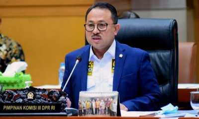 DPR Minta KPK Tak Berhentikan Pegawai yang Tak lolos TWK