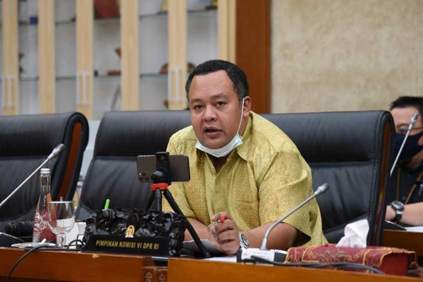 Pembangunan Tol Trans Sumatera Jadi Konsen Komisi VI DPR