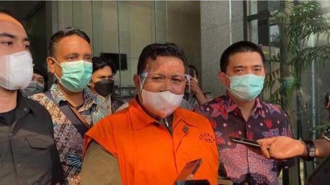 Ditahan KPK, Wali Kota Tanjungbalai Minta Maaf ke Warga Tanjungbalai
