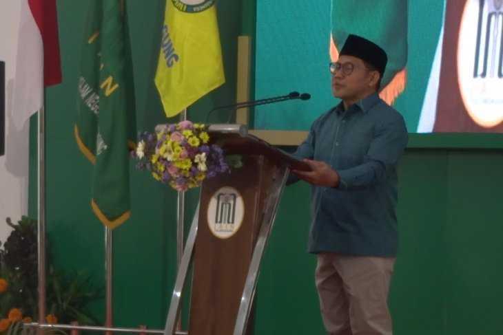 Waka DPR RI Muhaimin Iskandar Resmi Membuka Muktamar Pemikiran di UIN Tulungagung