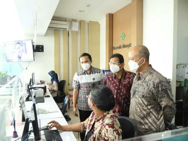 BPJS Kesehatan Dorong Rumah Sakit Mitra Terus Berinovasi Untuk Meberikan Pelayanan