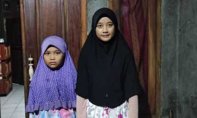 Sempat Viral, Begini Kisah Gadis Cantik 16 Tahun yang Hidup Berdua Dengan Keponakan di Rumah Reot